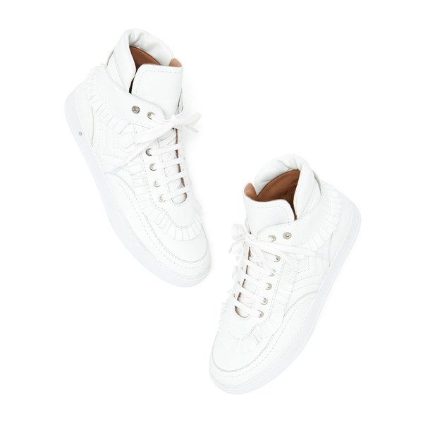 Laurence Dacade Lilou Leather Sneakers