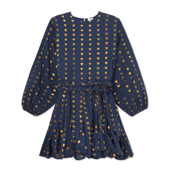 Rhode Ella Embellished Belt Dress