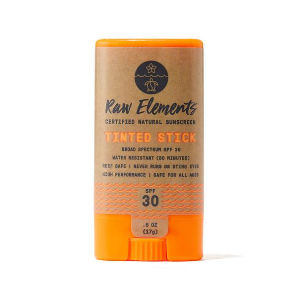 Raw Elements Tinted Stick SPF 30