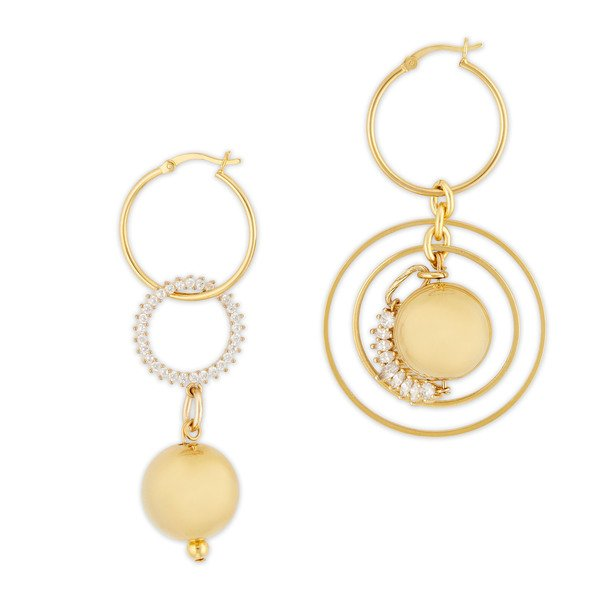 Mounser Sonic Mismatched Earrings