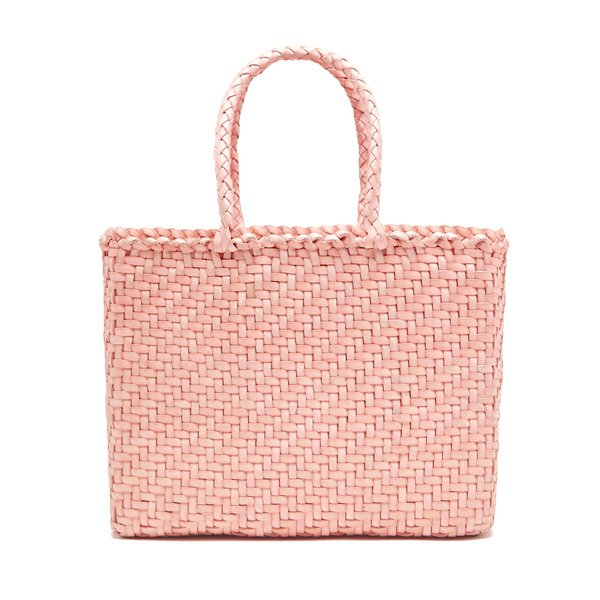 Dragon Diffusion Basket Small Hand-Woven Leather Tote