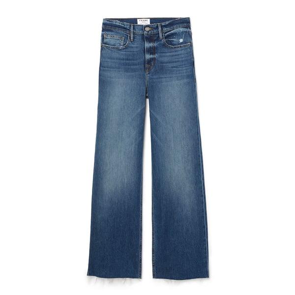 Frame Heritage California Raw Edge Jeans