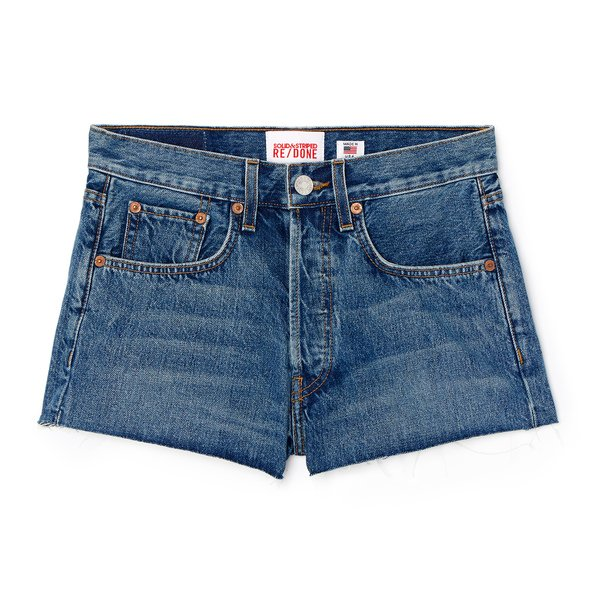 Solid & Striped Solid & Striped x RE/DONE Denim Shorts
