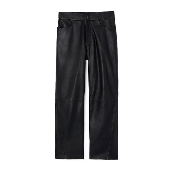 Toteme Novara Leather Pants