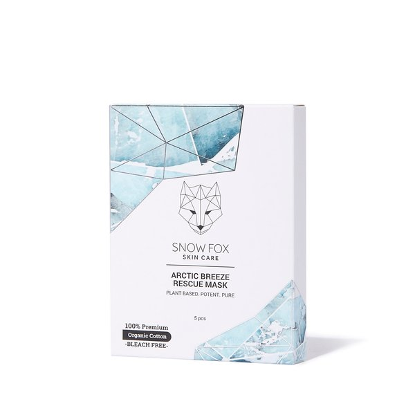 Snow Fox Arctic Breeze Rescue Mask