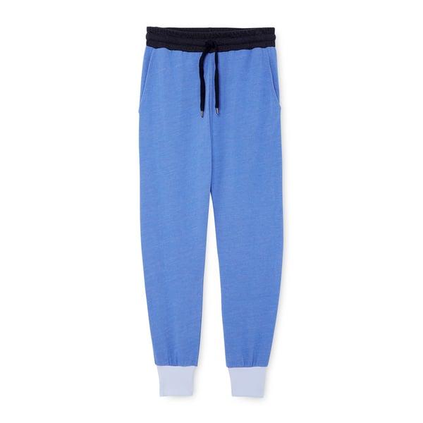 Sundry Colorblock Tapered Sweatpants