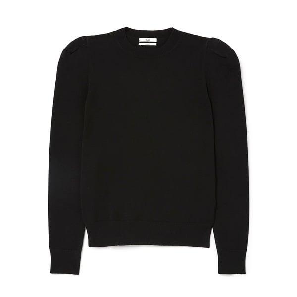 Co Puff-Sleeve Sweater