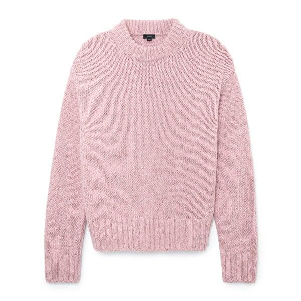 Joseph Tweed Knit Sweater