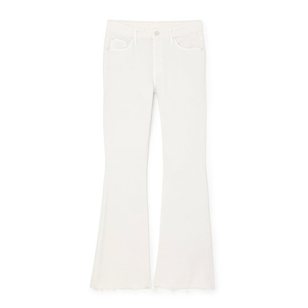 MOTHER The Weekender Fray Cord Pants