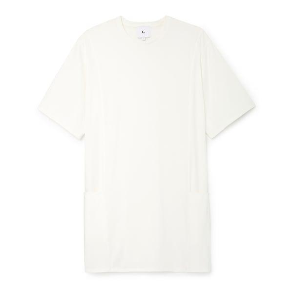 G. Sport T-Shirt Dress With Pockets