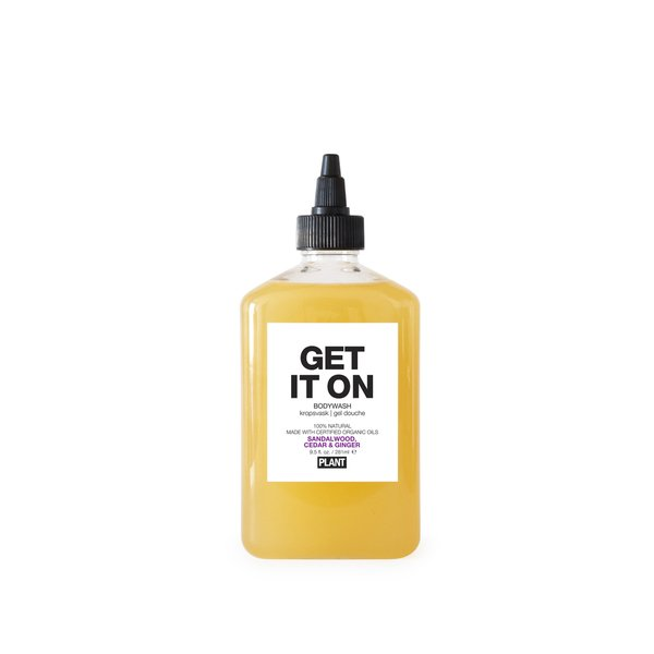 PLANT Apothecary Get It On Bodywash