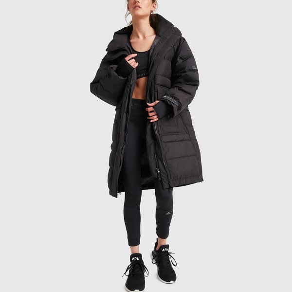 Adidas by Stella McCartney Long Padded Jacket