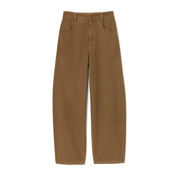 Nili Lotan Coyote Brown Pants