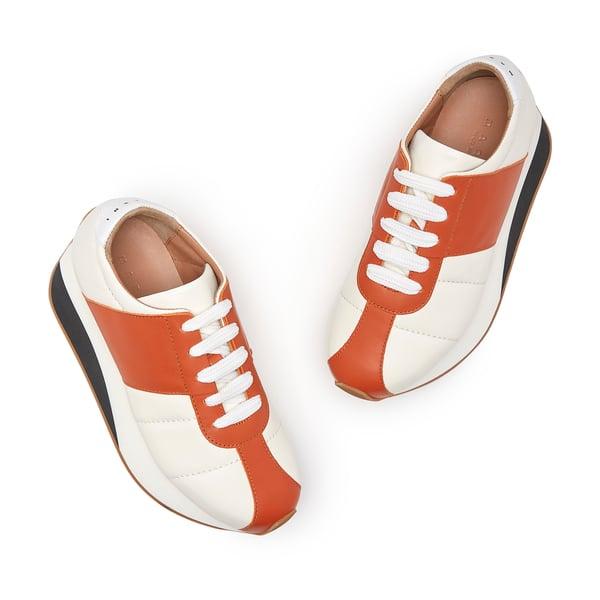 Marni Leather Sneakers