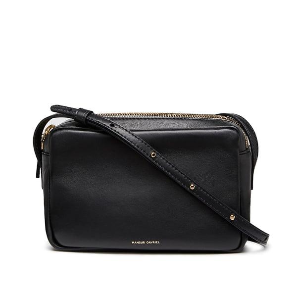 Mansur Gavriel Double Zip Crossbody Bag