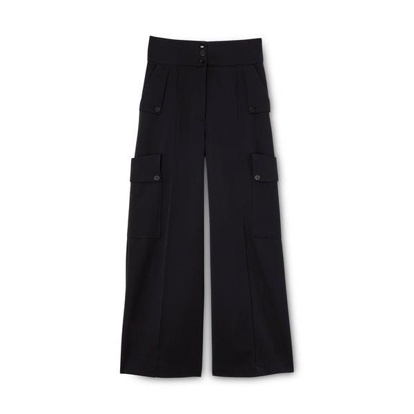 Stella McCartney Brushed Twill Trousers