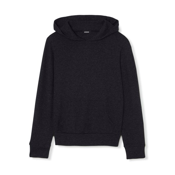 Monrow Thermal Pullover Hoodie