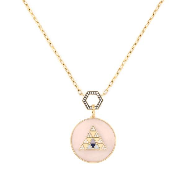 Harwell Godfrey Pink Opal Foundation Necklace