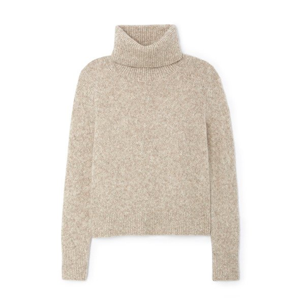 Banana Republic Merino-Blend Turtleneck Sweater