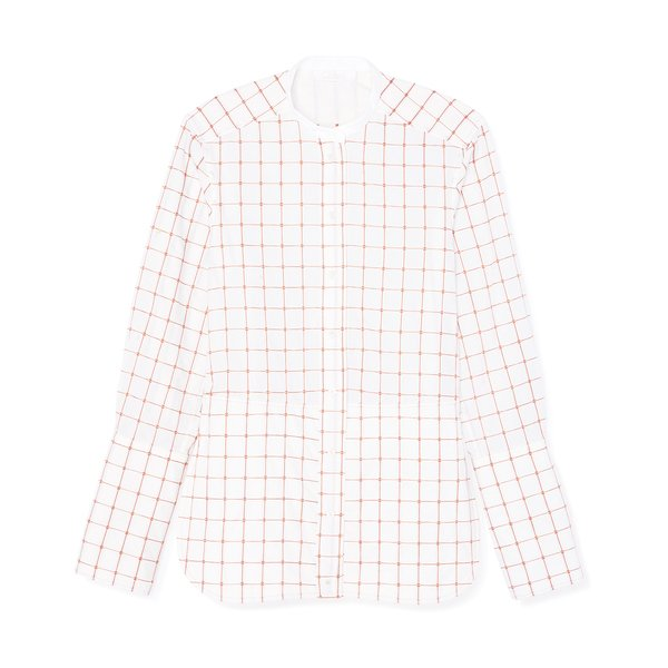 Chloé Windowpane Shirt
