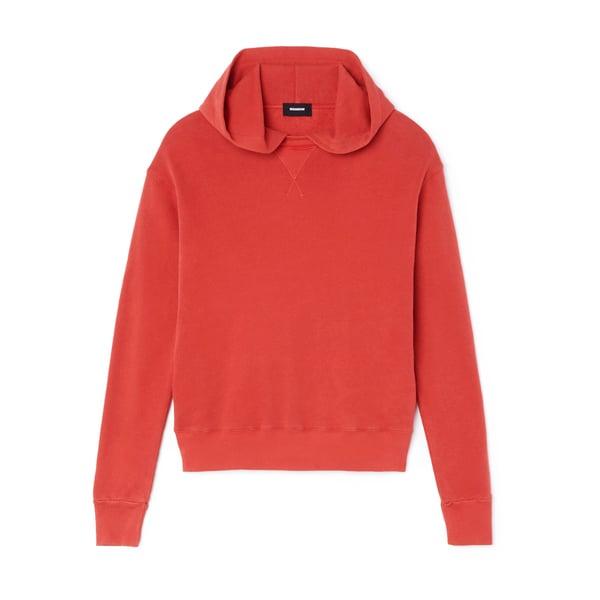 Monrow Hooded Sweatshirt