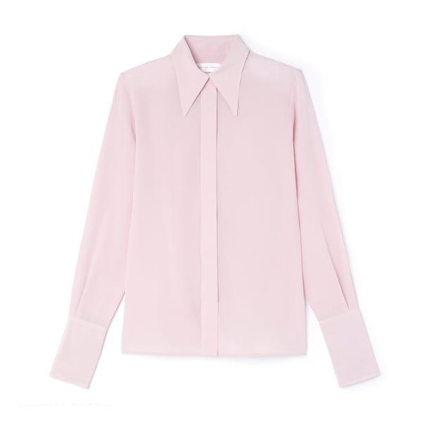 Victoria Beckham 70s Collar Shirt