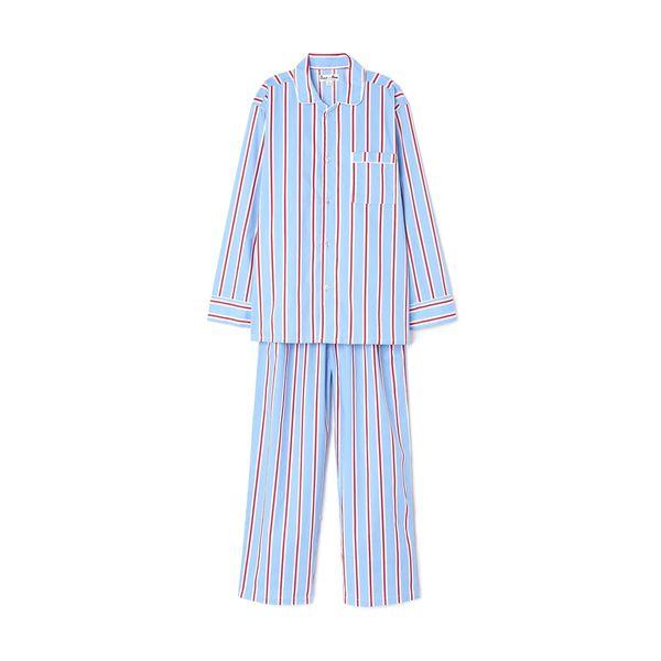 goop x Sant and Abel goop-Exclusive Men's Long Sleeve Shirt + Pajama Pant PJ Set