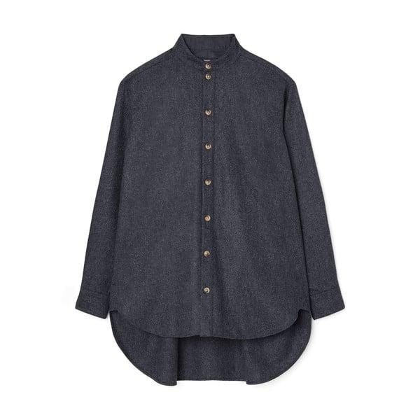 Bassike Flannel Overshirt