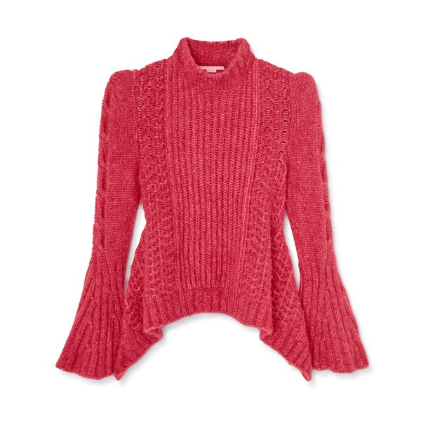 Stella McCartney Cable-Knit Jumper
