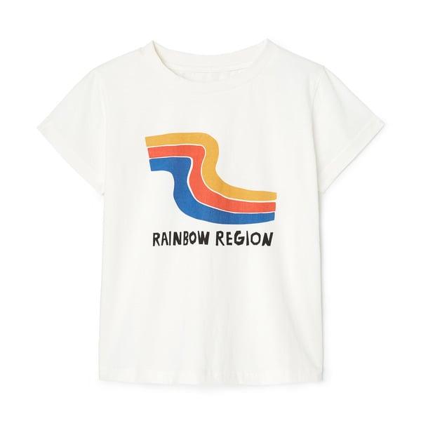 Follow The Vista  'The Rainbow Region' Tee