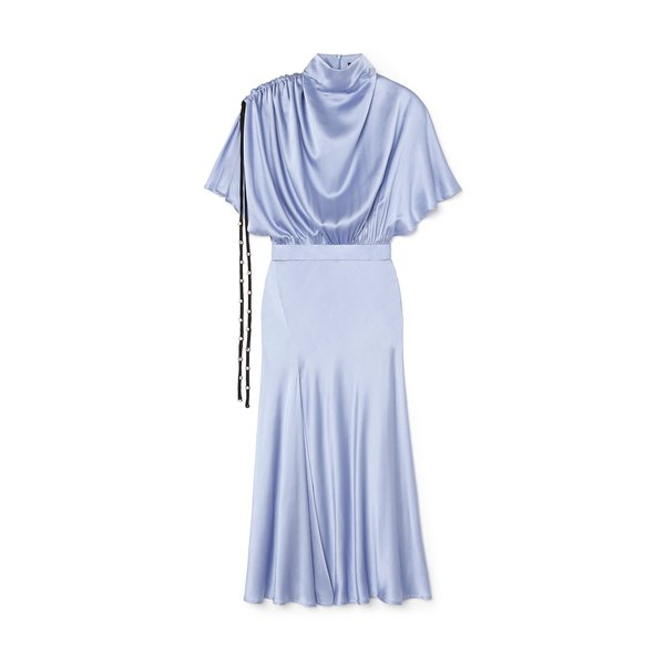 Ellery Soul Driver Cape Sleeve Dress