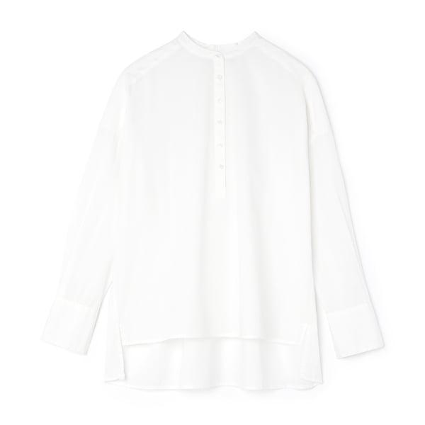 Alex Mill Gathered Back Oversized Shirt