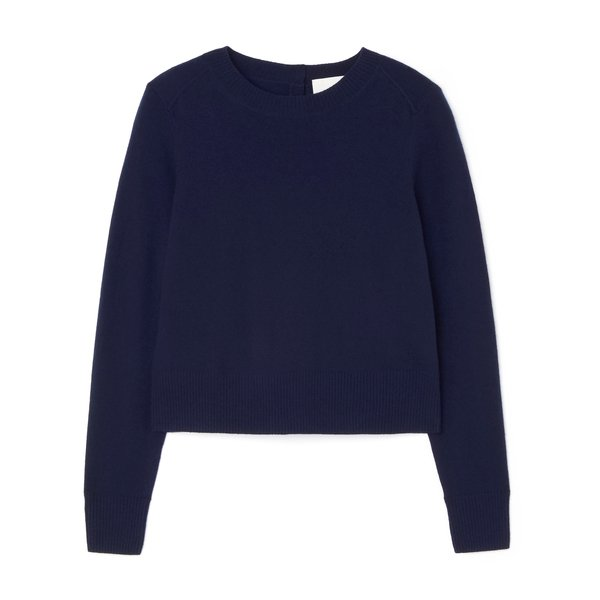 Alex Mill Baby Back Button Sweater