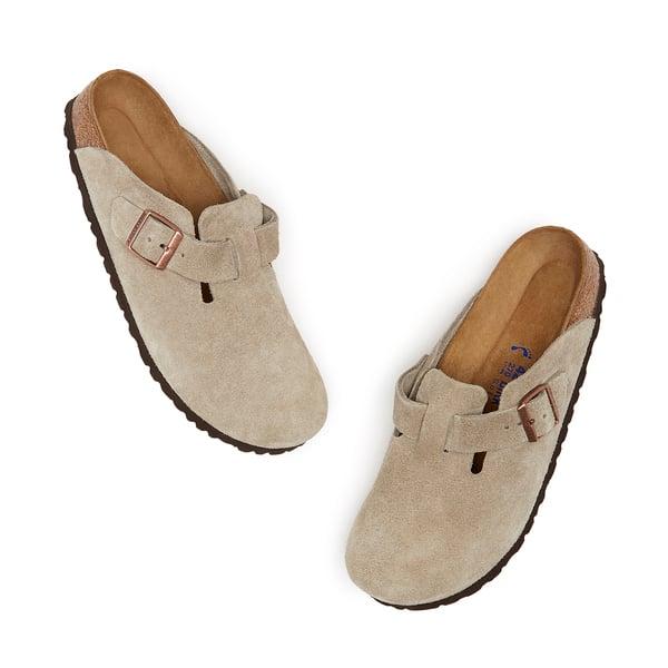 Birkenstock Men's Boston Soft Footbed