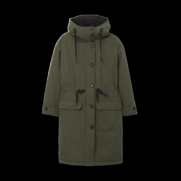 Andrew Marc Wenonah Wax Cotton Twill Jacket