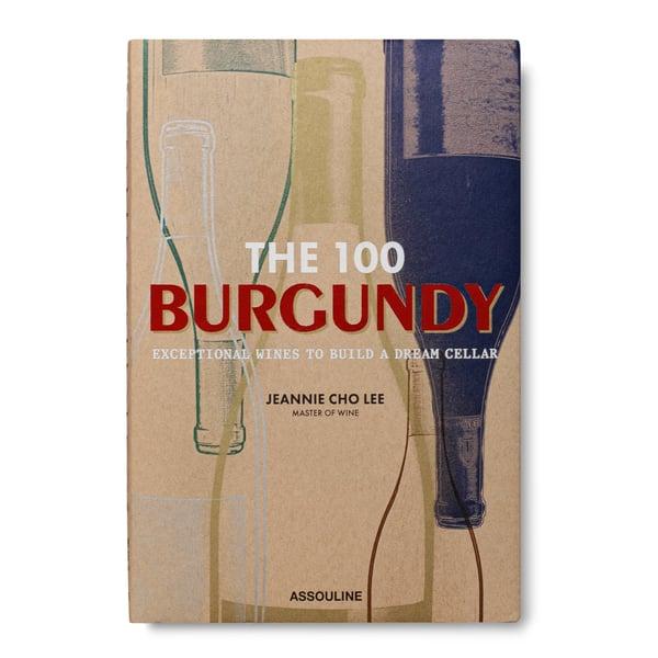 Assouline The 100: Burgundy