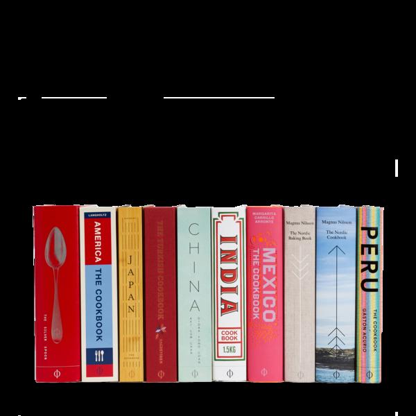 Phaidon International Cookbook Collection