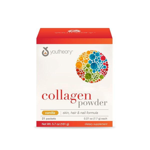 Youtheory® Collagen Powder Packets (21ct)