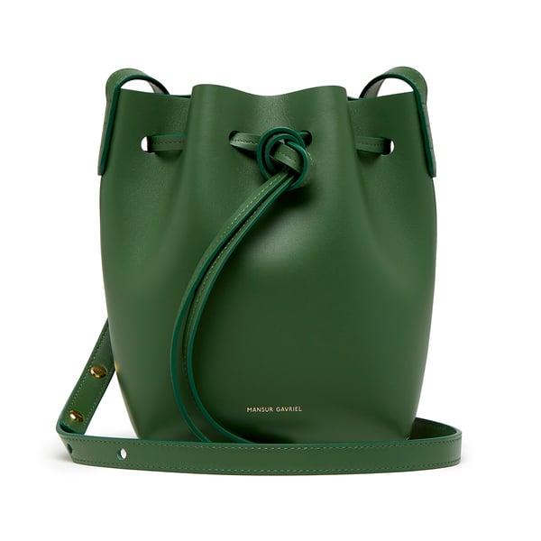Mansur Gavriel Agretti Mini Mini Bucket Bag