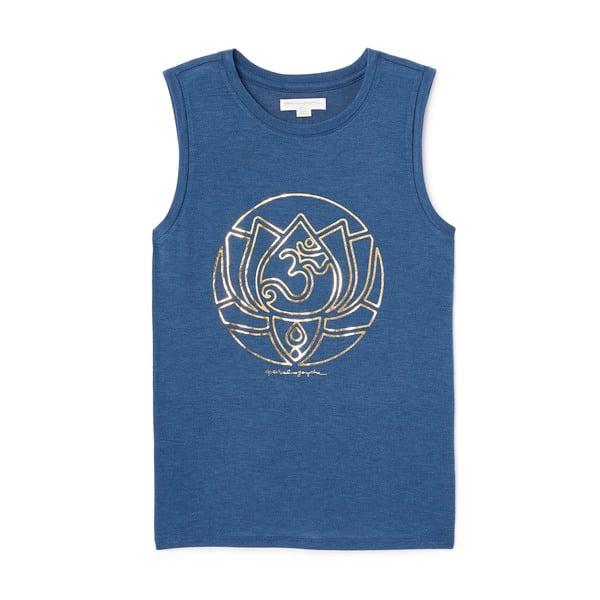 Spiritual Gangster Lotus Chakra Tank Top