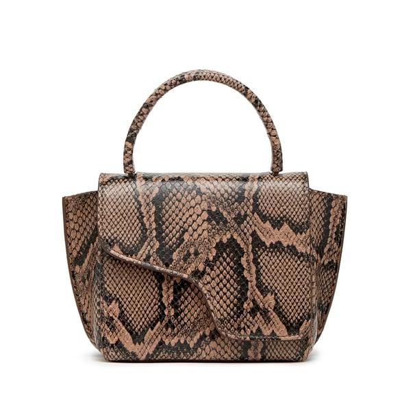 ATP Atelier Montalcino Snake Print Bag