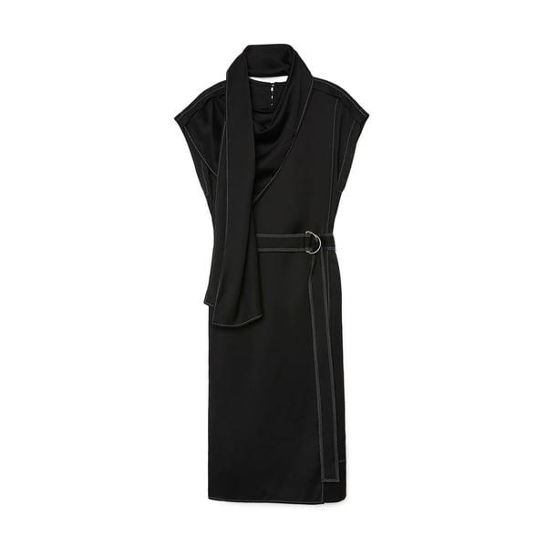Proenza Schouler Sleeveless Scarf Dress