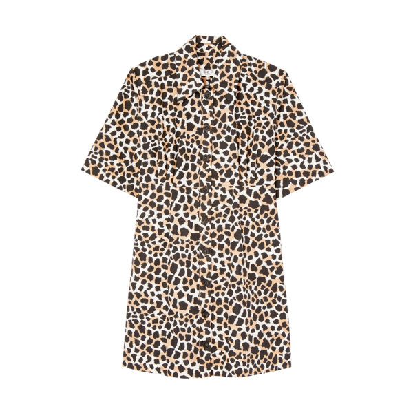 Sea Apollo Shirt Dress