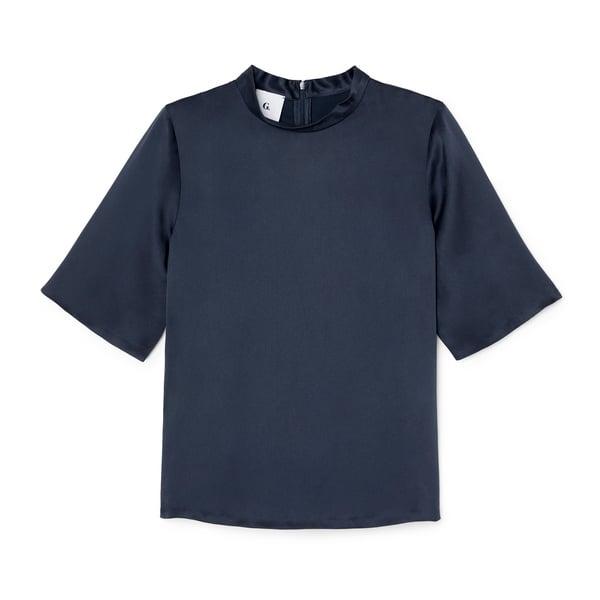 G. Label Ethan Satin T-Shirt