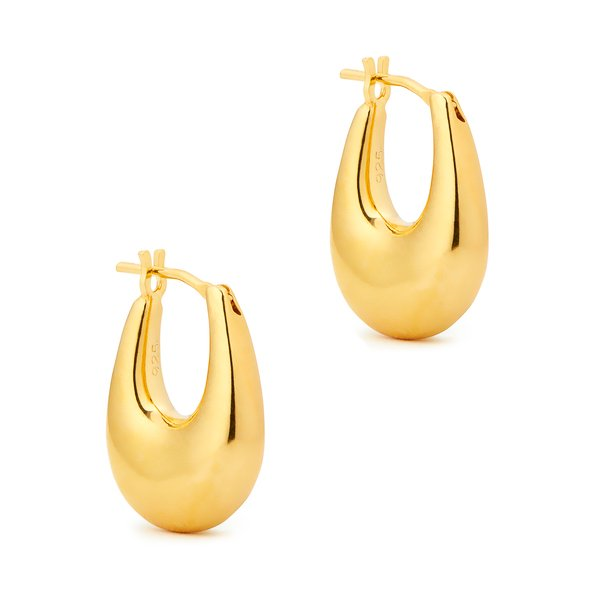 Sophie Buhai Gold Small Etruscan Hoops