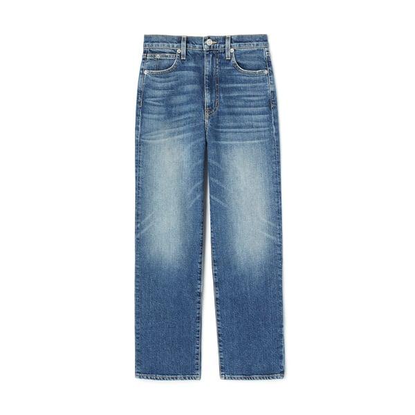 SLVRLAKE London Straight Leg Jeans