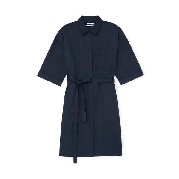 Co Half-Sleeve Tunic