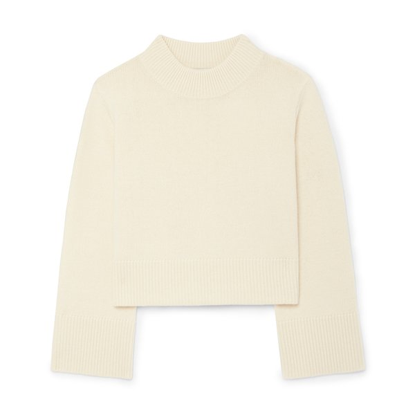 Co Boxy Crew Neck Sweater