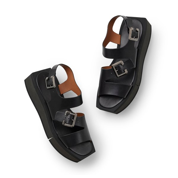 Clergerie Uylsee Stacked Sandals