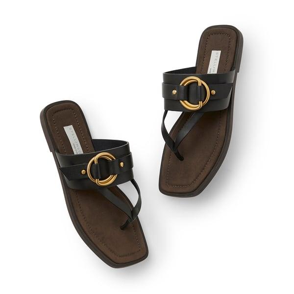 Stella McCartney Pakri D-Ring Sandals